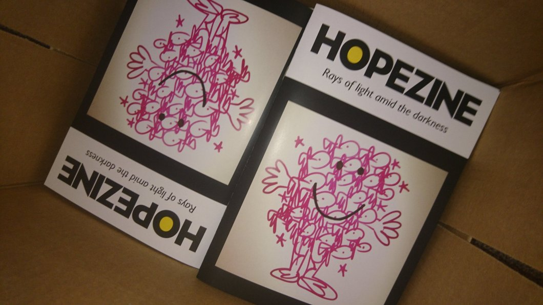 hopezine for medfed
